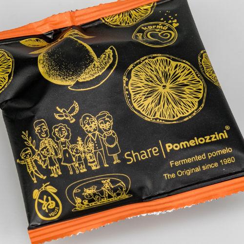Einzelsachet Share Pomelozzini