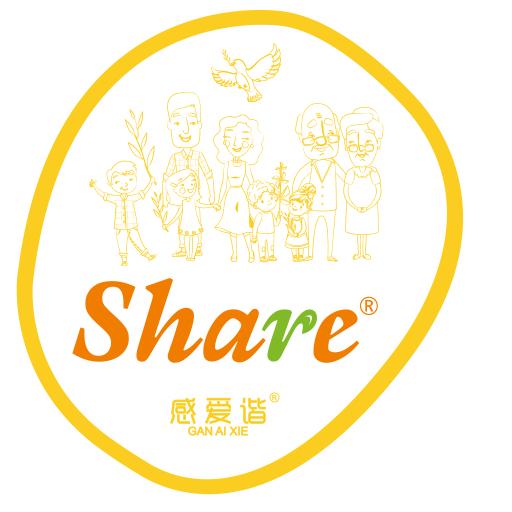Share Family Logo