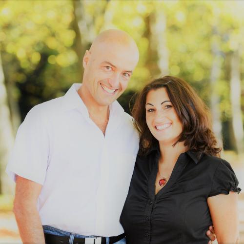 Foto von Michael König-Breuss und Martina König