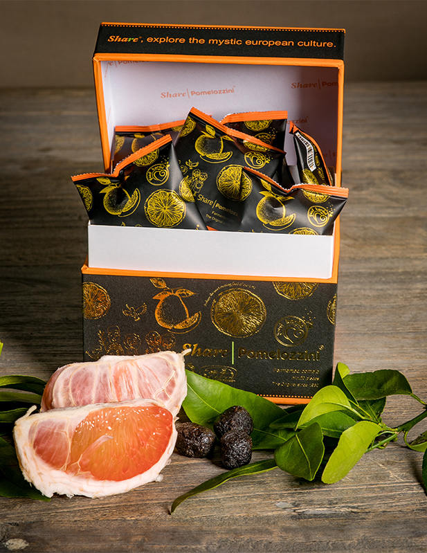 Share Pomelozzini Detox Fatburner Snack Box
